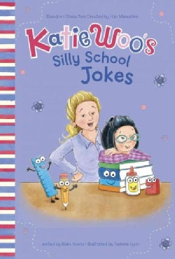 Katie Woo's Silly School Jokes (Paperback)