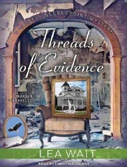 Threads of Evidence (CD-Audio)