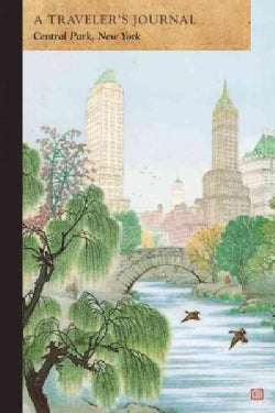 Central Park, New York: A Traveler's Journal (Paperback)