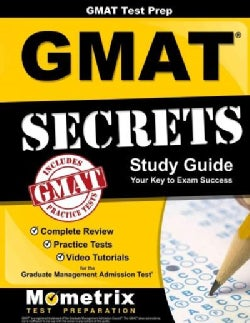 Gmattest Prepgmatsecrets: Complete Review, Practice Tests, Video Tutorials for the Graduate Management Admissi... (Paperback)