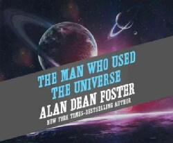 The Man Who Used the Universe (CD-Audio)