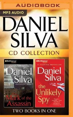 Daniel Silva Collection: The Mark of the Assassin / the Unlikely Spy (CD-Audio)