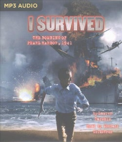 I Survived the Bombing of Pearl Harbor 1941 (CD-Audio)