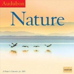 Audubon Nature: A Birder's 2018 Calendar (Calendar)