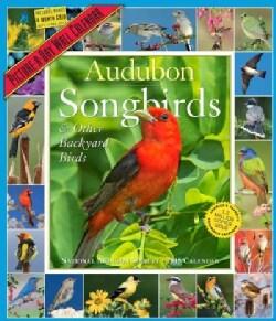 Audubon Songbirds & Other Backyard Birds 2018 Calendar (Calendar)