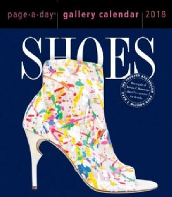 Shoes Gallery 2018 Calendar (Calendar)