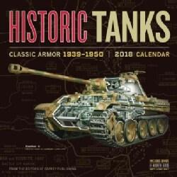 Historic Tanks 2018 Calendar (Calendar)