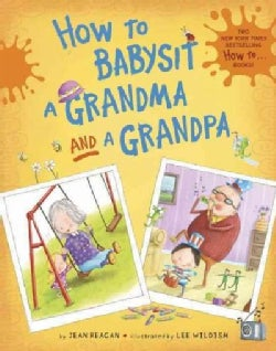 How to Babysit a Grandma and a Grandpa (Hardcover)
