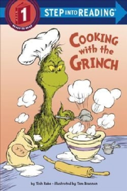 Cooking With the Grinch (Hardcover)