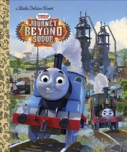 Thomas & Friends Journey Beyond Sodor The Movie (Hardcover)