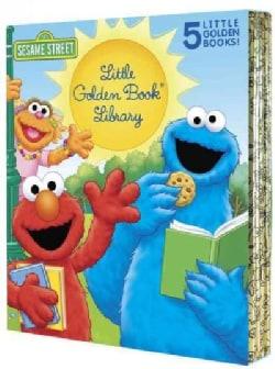 Sesame Street Little Golden Book Library (Hardcover)