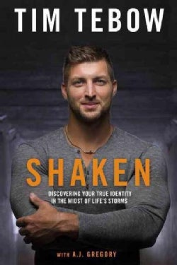Shaken: Discoving Your True Identity in the Midst of Life's Storms (CD-Audio)