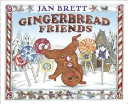 Gingerbread Friends (Board book)