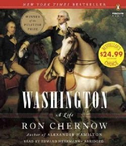 Washington: A Life (CD-Audio)