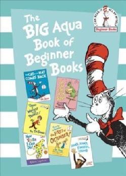The Big Aqua Book of Beginner Books (Hardcover)