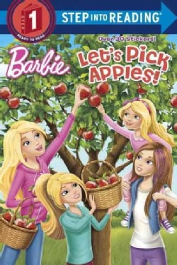 Let's Pick Apples! (Paperback)