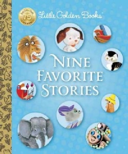 The Poky Little Puppy and Friends: the Nine Classic Little Golden Books (Hardcover)