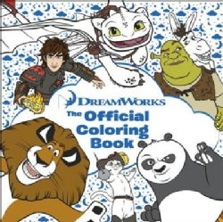 Dreamworks: The Official Coloring Book (Paperback)