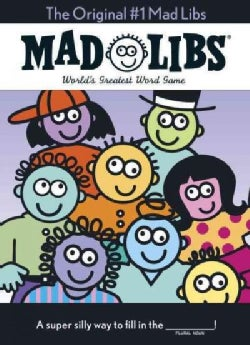 The Original #1 Mad Libs (Paperback)