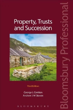 Property, Trusts and Succession (Paperback)