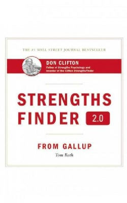 Strengthsfinder 2.0: From Gallup (CD-Audio)
