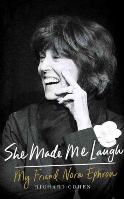 She Made Me Laugh: My Friend Nora Ephron (CD-Audio)