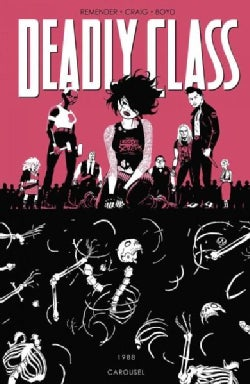 Deadly Class 5 (Paperback)