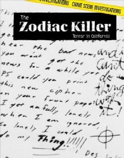 The Zodiac Killer: Terror in California (Hardcover)