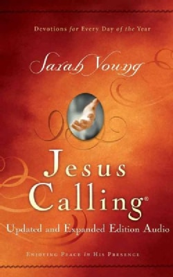 Jesus Calling: Devotions for Every Day of the Year (CD-Audio)