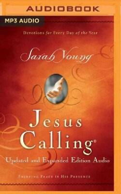 Jesus Calling (CD-Audio)