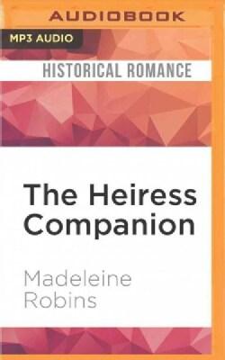 The Heiress Companion (CD-Audio)