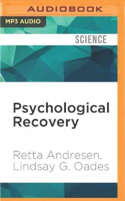 Psychological Recovery: Beyond Mental Illness (CD-Audio)
