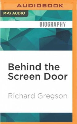 Behind the Screen Door: Tales from the Hollywood Hills (CD-Audio)