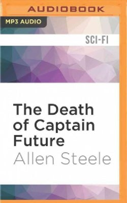 The Death of Captain Future (CD-Audio)