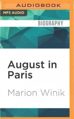 August in Paris: And Other Travel Misadventures (CD-Audio)