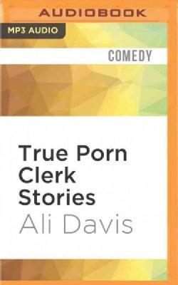 True Porn Clerk Stories (CD-Audio)