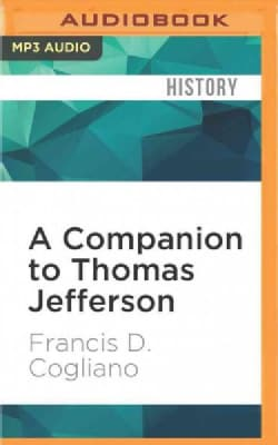 A Companion to Thomas Jefferson (CD-Audio)