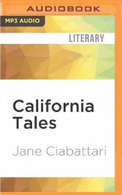 California Tales: Three Short Stories (CD-Audio)