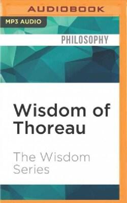 Wisdom of Thoreau (CD-Audio)