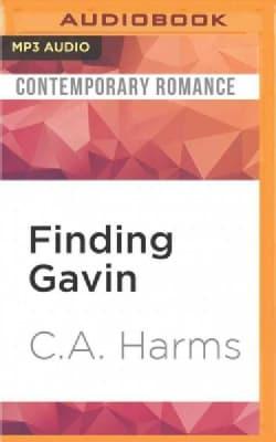 Finding Gavin (CD-Audio)
