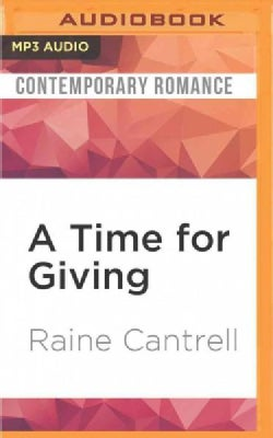 A Time for Giving (CD-Audio)