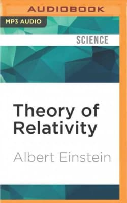 Theory of Relativity: And Other Essays (CD-Audio)
