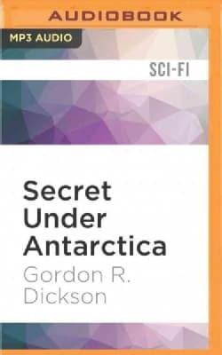 Secret Under Antarctica (CD-Audio)