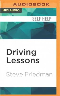 Driving Lessons: A Father, a Son, and the Healing Power of Golf (CD-Audio)