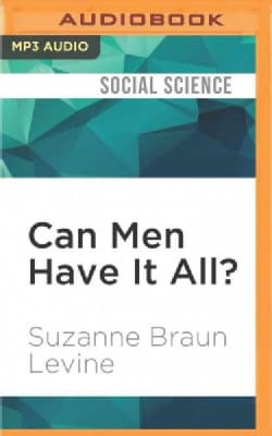 Can Men Have It All? (CD-Audio)