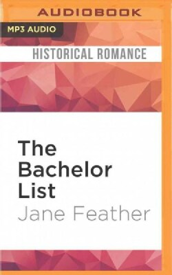 The Bachelor List (CD-Audio)