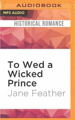 To Wed a Wicked Prince (CD-Audio)