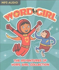 The Adventures of Word Girl Collection (CD-Audio)