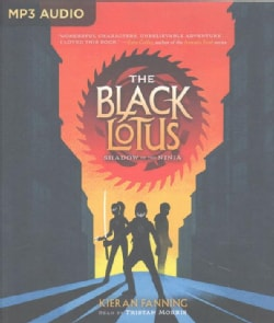 The Black Lotus: Shadow of the Ninja (CD-Audio)