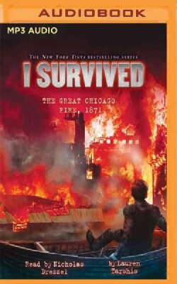 I Survived the Great Chicago Fire, 1871 (CD-Audio)